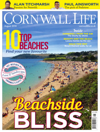 Cornwall Life August 2018