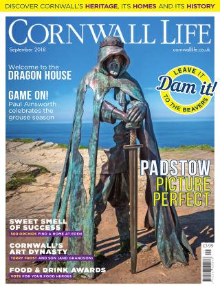 Cornwall Life September 2018