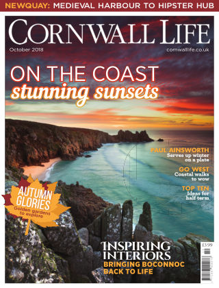 Cornwall Life October 2018