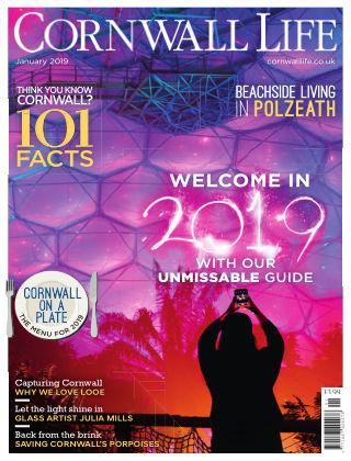 Cornwall Life January 2019