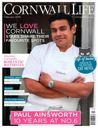 Cornwall Life February 2019
