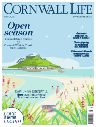 Cornwall Life May 2019