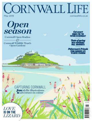 Cornwall Life May 2019