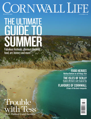 Cornwall Life August 2019