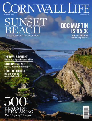 Cornwall Life October 2019