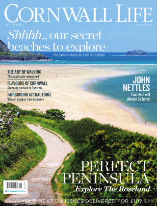 Cornwall Life August 2020