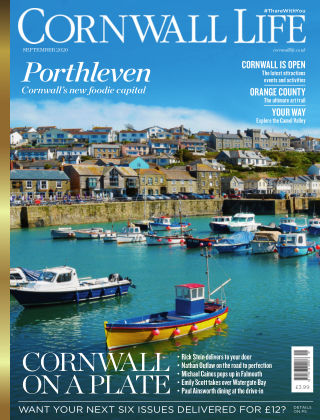 Cornwall Life September 2020