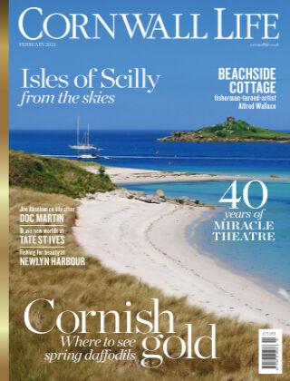 Cornwall Life February 2021