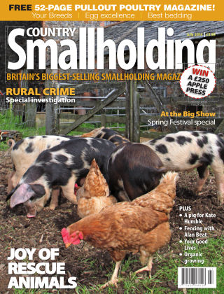 Country Smallholding July 2014