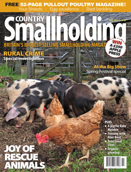 Country Smallholding June 05, 2014 00:00