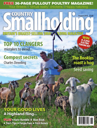 Country Smallholding August 2014