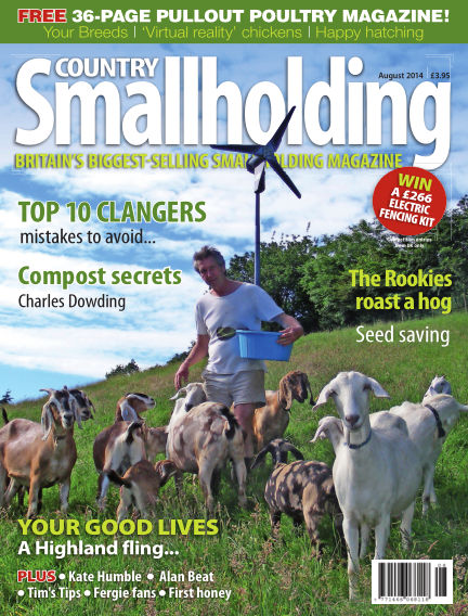 Country Smallholding July 03, 2014 00:00