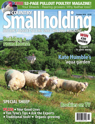 Country Smallholding October 2014
