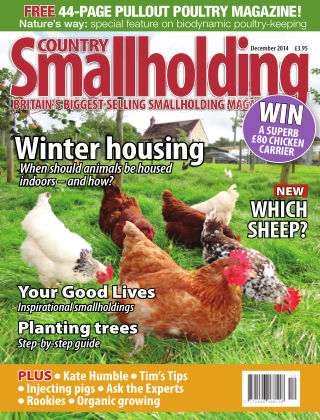 Country Smallholding December 2014