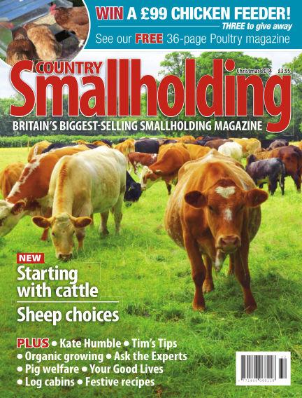 Country Smallholding November 20, 2014 00:00