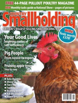 Country Smallholding January 2015