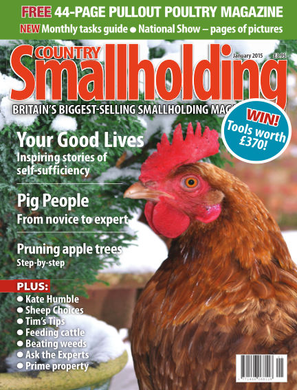 Country Smallholding December 18, 2014 00:00