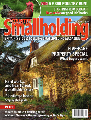 Country Smallholding February 2015
