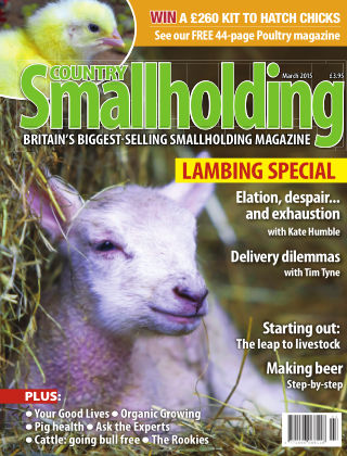 Country Smallholding March 2015
