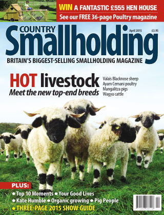 Country Smallholding April 2015