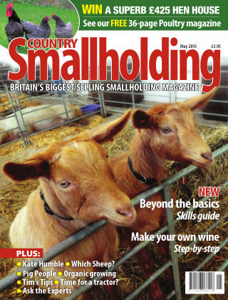 Country Smallholding May 2015