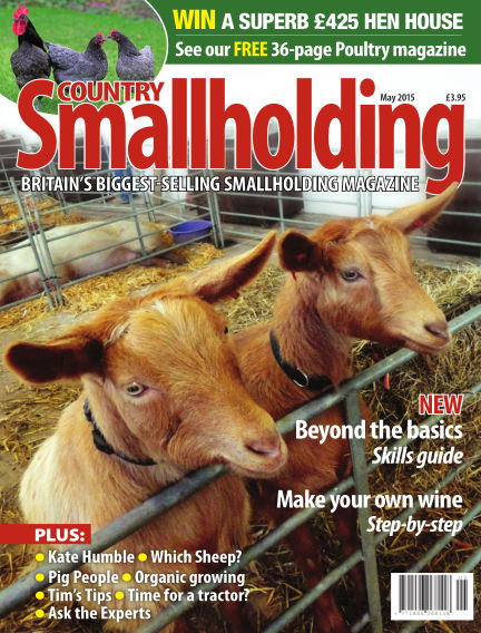 Country Smallholding April 09, 2015 00:00