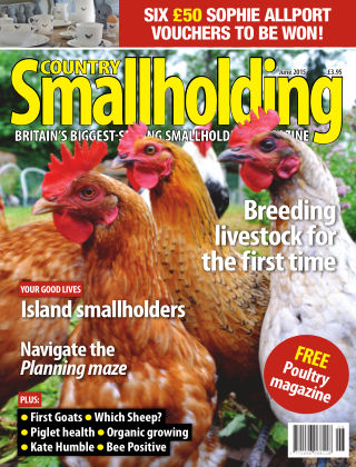 Country Smallholding June 2015