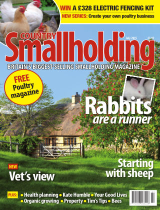 Country Smallholding July 2015
