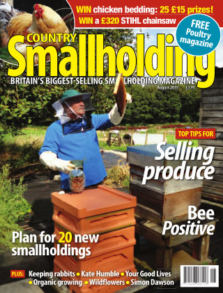 Country Smallholding August 2015
