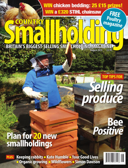 Country Smallholding July 02, 2015 00:00