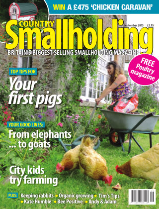 Country Smallholding September 2015
