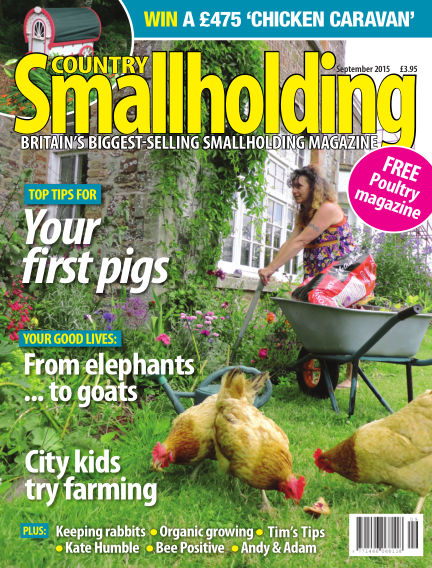 Country Smallholding July 30, 2015 00:00