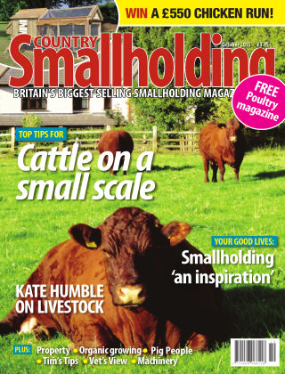 Country Smallholding October 2015