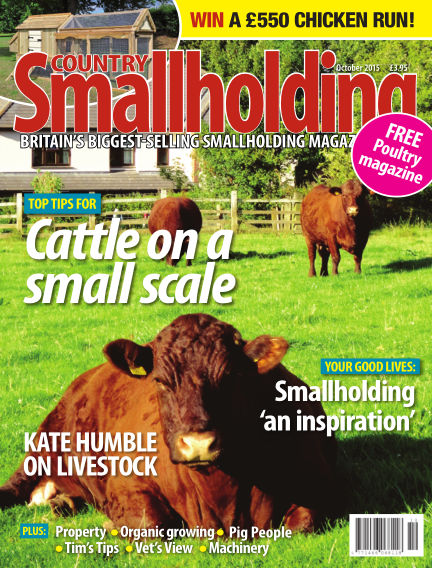 Country Smallholding August 27, 2015 00:00