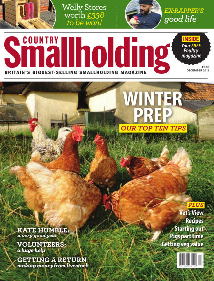 Country Smallholding October 21, 2015 00:00