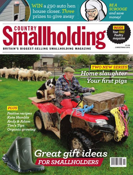 Country Smallholding November 19, 2015 00:00