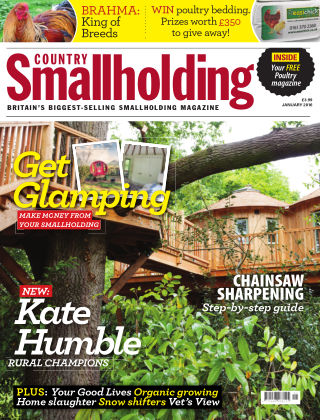 Country Smallholding January 2016