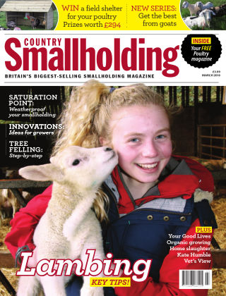 Country Smallholding March 2016