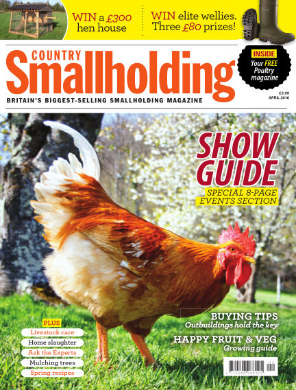 Country Smallholding March 10, 2016 00:00