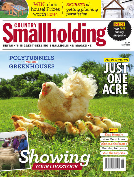 Country Smallholding April 07, 2016 00:00