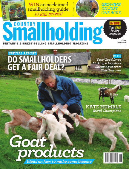 Country Smallholding May 05, 2016 00:00