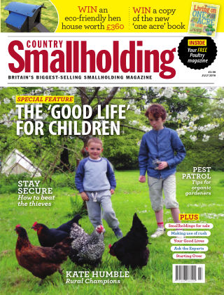 Country Smallholding July 2016