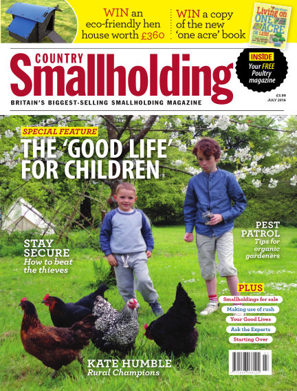 Country Smallholding June 02, 2016 00:00