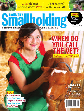 Country Smallholding September 2016