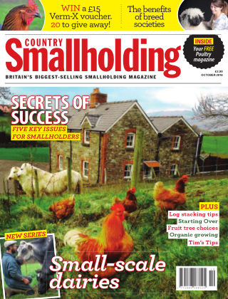 Country Smallholding October 2016
