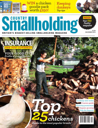 Country Smallholding December 2016