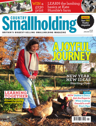 Country Smallholding January 2017