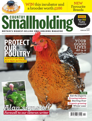 Country Smallholding February 2017