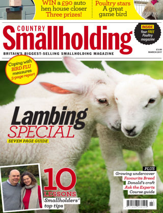 Country Smallholding March 2017