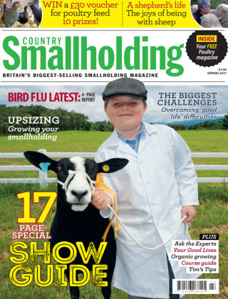 Country Smallholding Spring 2017
